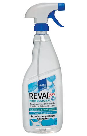 Reval plus spray